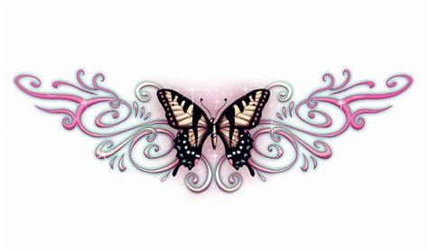onderrug vlinder tattooforaweek tijdelijke tattoos
