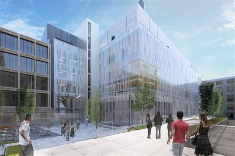 New Building Will Be A Hub For Nanoscale Research Mit News | new building will be a hub for nanoscale research mit news