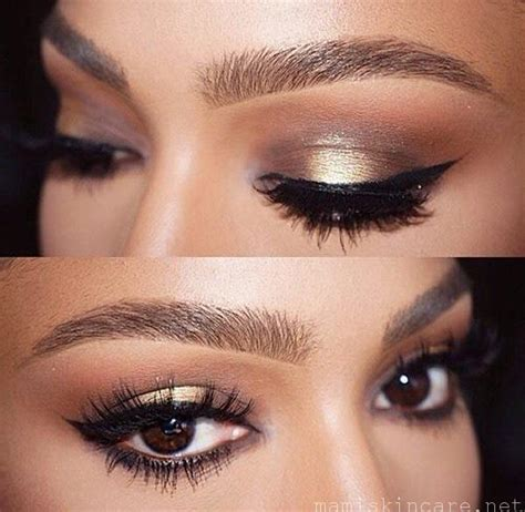 10 Prom Make Up Tips by Prom Makeup Ideas For Brown Skin Saubhaya Makeup