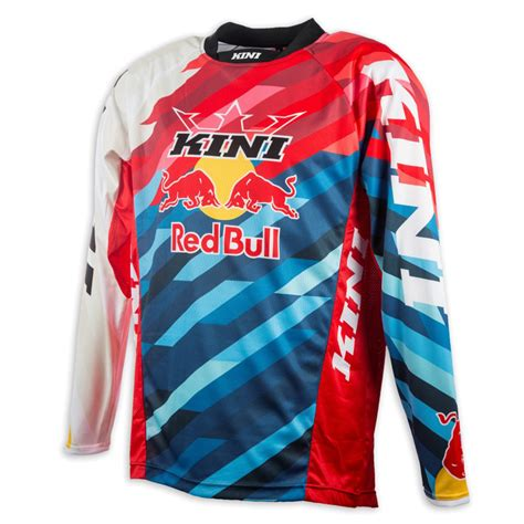 kini red bull jersey competition pro red blue 2018