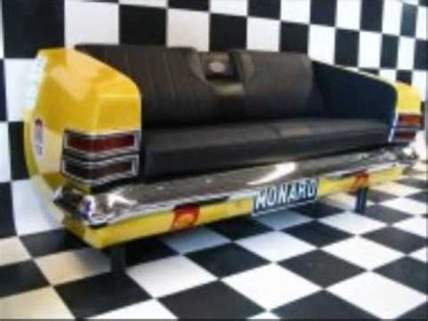 Beds That Look Like Couches custom car furniture youtube