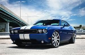 Blue Dodge Challenger Blue Dodge Challenger Srt8 Gallery Dodge Challenger