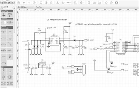 ic layout contractor engineer easyeda online pcb design circuit simulator