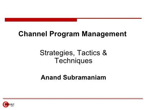 Business Partnership Agreement Template channel program