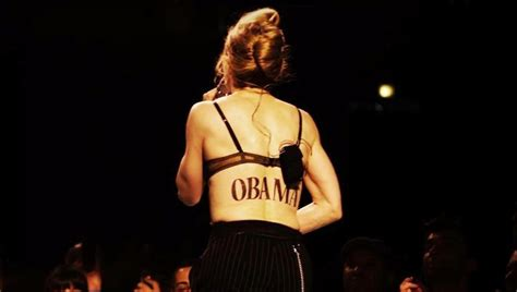 black muslim in the white house for better or worse we have a black muslim in the white house madonna endorses obama