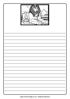 ancient writing paper 13 best images of ancient pyramid worksheet