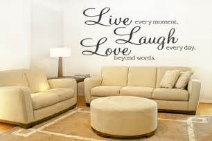 Removable Wall Stickers Quotes Live Laugh Love Removable Wall Quote Decal Sticker Wall