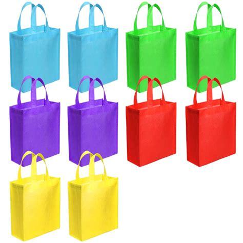 goodie bags 10 pack reusable favor goodie bags