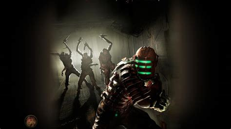 wallpaper space game dead space isaac clarke full hd wallpaper and background