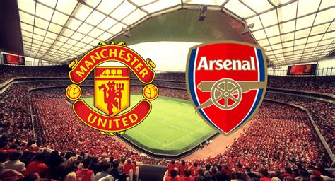 arsenal jadwal tv jadwal siaran langsung manchester united vs arsenal di mnc
