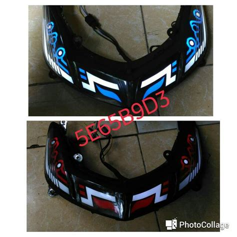 Lu Led Motor Mio Sporty jual senja led mio sporty audi shop
