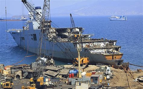 invincible boats government contract valuable contracts to scrap navy ships being lost to