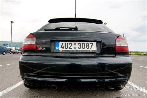 Audi S3 Turbo by Audi S3 1 8 Turbo 20v Quattro Aktu 225 Ln 237 Vozy Cz
