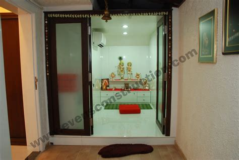 Puja Room by Evens Construction Pvt Ltd Puja Room And Vasthu