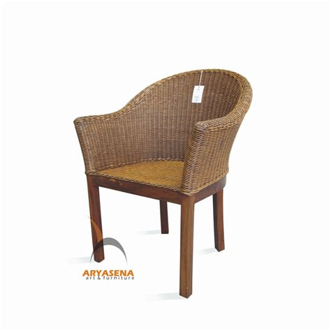 skr 27 dining chair rattan