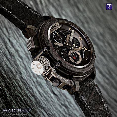 u boat watch chimera 46 carbonio limited edition watches 7 u boat chimera 46 carbon titanium edition