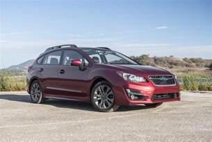 Subaru Imperza 2015 Subaru Impreza 2 0i Limited Sport Test Review
