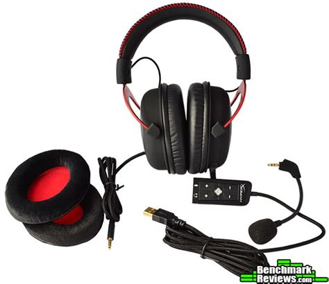 kingston hyperx cloud ii gaming headset review