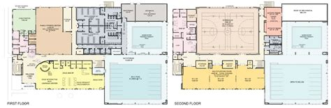 ymca floor plan it s fun to play at the y m c a it s fun to play at the