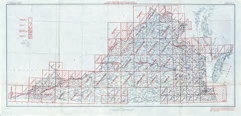 virginia topographic map virginia historical topographic maps perry casta 241 eda map