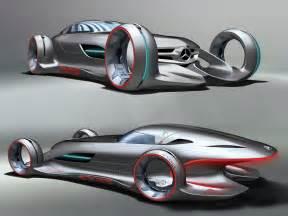 Mercedes Silver Arrow Concept La Design Challenge 2011 Mercedes Silver Arrow