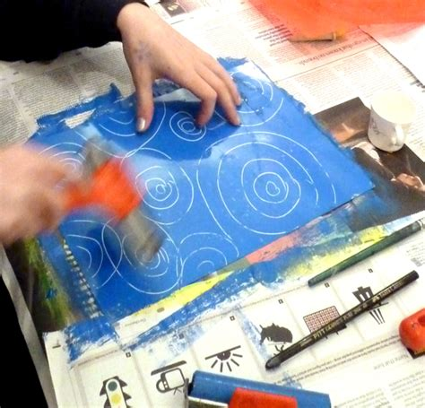 pattern making ks2 printmaking in the primary national curriculum