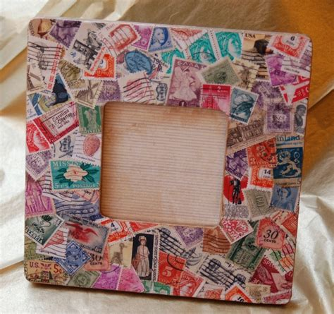 Decoupage Photo Frame Ideas - 17 best images about decoupage on miss mustard