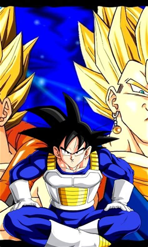 download dbz themes for android download dbz goku live wallpaper for android by kuehlware