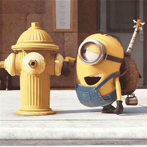 year minions gifs find share  giphy