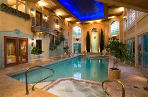 best home spa beautiful stunning indoor pools refreshing reminders of