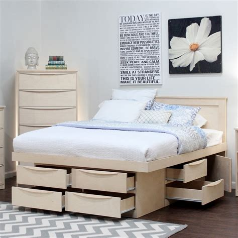 bed clearance clearance storage platform bed queen interior exterior
