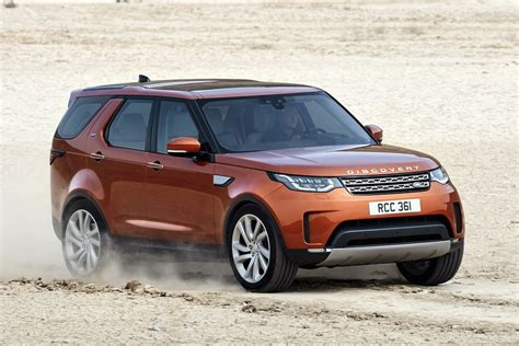 land rover discovery cing 2018 land rover discovery clad