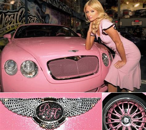 bentley car pink 2012 pink bentley continental gt paris hilton
