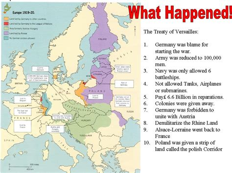 Outline The Non Territorial Terms Of The Treaty Of Versailles by History Resources Through Wwi Mpx9 2013