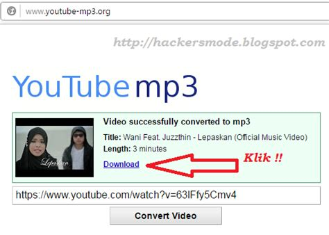 download youtube secara online tukar video youtube ke mp3 secara online remaja blogroid
