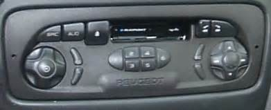 Radio Code For Peugeot 206 Comment Brancher Mon Autoradio Ma Voiture Peugeot