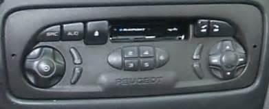 Radio Code Peugeot 206 Autoradio Cd D Origine 206 De 2002 206 Peugeot Forum