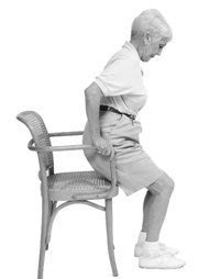 Chair Push Ups by Arm Chair Push Ups