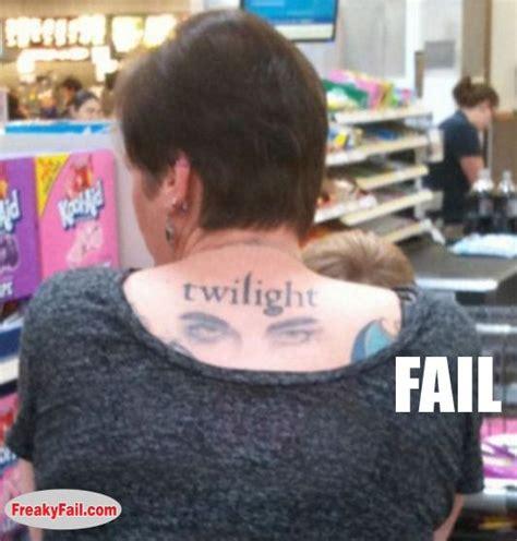 twilight tattoo fail t 228 towierungen allmystery