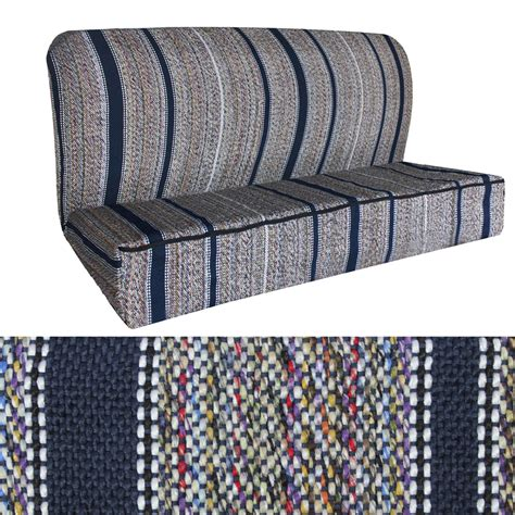 pickup bench seat covers oxgord 2pc woven western saddle blanket seat cover pickup