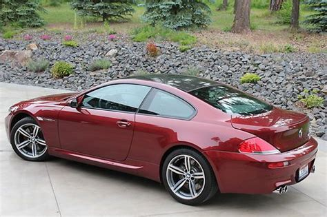 repair anti lock braking 2006 bmw m6 navigation system find used 2006 bmw m6 base coupe 2 door 5 0l in coeur d alene idaho united states for us