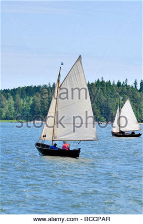 small boat race a small ship race a traditional wooden sailing boats race