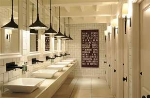 Restaurant Bathroom Design decoraci 243 n de ba 241 os para restaurantes cafeter 237 as bares