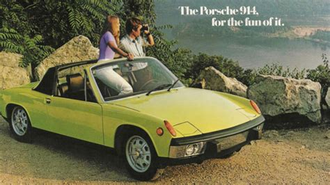 Build A Two Car Garage by The Porsche 914 A History