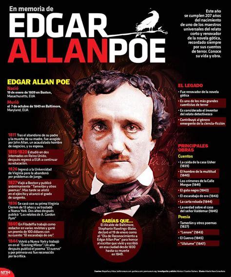edgar allan poe biography in spanish best 25 edgar allan poe ideas on pinterest edgar allan