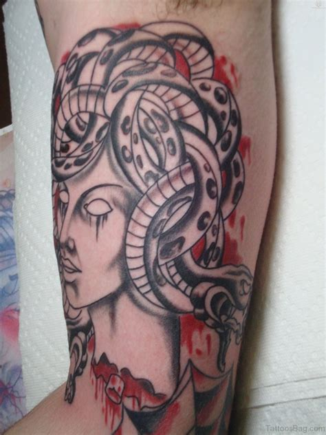 elegant tattoos 80 medusa tattoos on shoulder