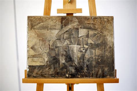 picasso paintings returned stolen picasso painting returned to arts