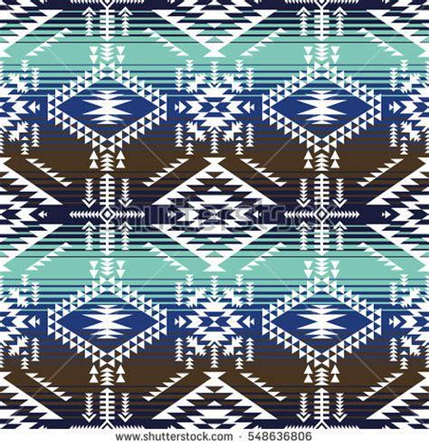navajo pattern background geometric ethnic oriental pattern traditional design stock