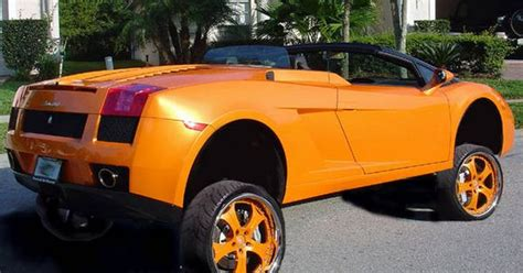ricer lamborghini pimped out trucks pimped out cars picture gallery