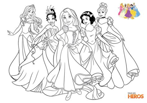 Coloriage Princesse Disney 224 Imprimer En Ligne Coloriage Princesse Belle Au Bois Dormant Imprimer L